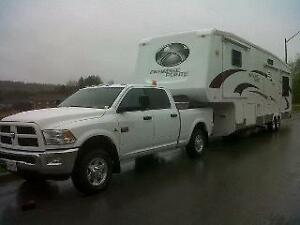Trailer / 5th Wheel and Boat Transportation ( Book Early )