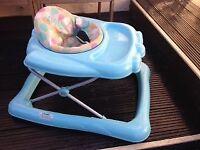 Baby walker, Blue