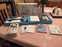Nintendo Wii Sports Console plus extras