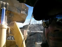 Heavy Equipment Operator  (With certs) Looking For Work