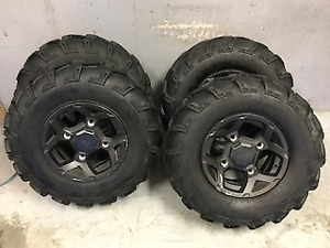 ATV Wheel and Tire Package