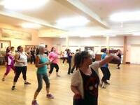 DANCE OFF YOUR TURKEY WITH ZUMBA & BOOT CAMP THIS WEEK!