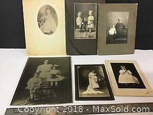 lot of old Photographs