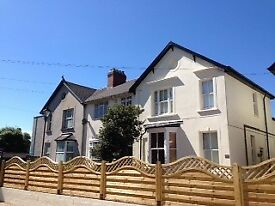 1 Bed Flat in Roath with Garden and Private Entrance