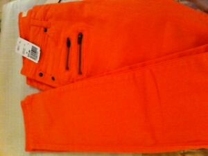 Orange pants with tag on. North Shore Greater Vancouver Area image 5