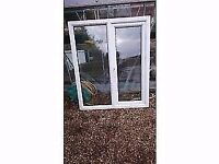Upvc window 1300 x 1090