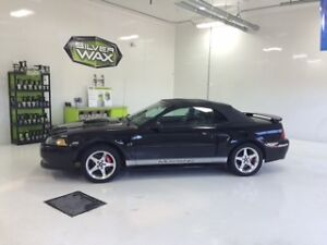 2003 Ford Mustang gt decapotable manuelle