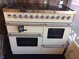 Electric Range Cooker by Britannia New Condition code-S1-E10XG-SLX-C