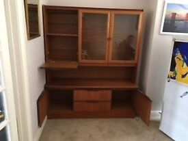 Display cabinet, good condition