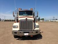 2002 Kenworth T800 Day Cab