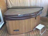 LA Spa Lanai 2 seater hot tub