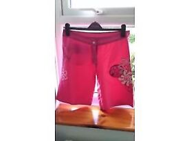 Ladies Medium Trespass Shorts