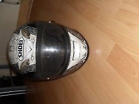 Motor Bike Helmet Shoei