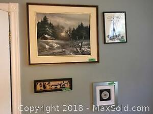 Collection of Art