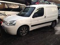 Peugeot Partner 2005 1.9 Diesel E/C: DW8B (WJY) - Breaking For Spares