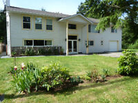 2 Bedroom North Nanaimo Suite with Large Unfenced Yard