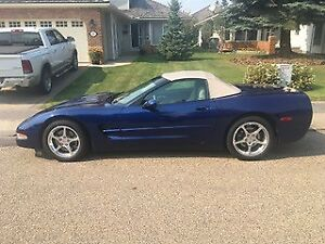 2004 Corvette Commemorative Edition