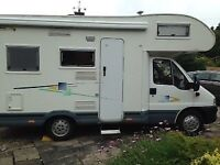 Motorhome Fiat Ducato - chausson welcome 9