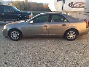 Low mileage 2003 Cadillac CTS