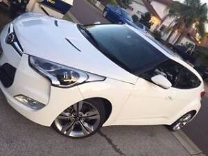 2013 Hyundai Veloster Sports Coupe Automatic Cronulla Sutherland Area Preview