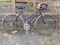 "Ladies Road Bike Claud Butler Tourer Mixte Frame 21"" (M)"