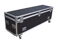 Flight Case / Road Trunk Swan - Large 6ft x 2ft x 2ft