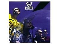 Corduroy- Out Of Here- *CD, Acid Jazz* (ORIGINAL)