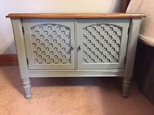 (2) Matching End Tables/Side Tables