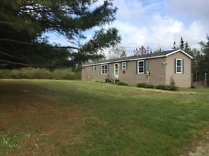 2005 Kencraft Mobile Home for sale on private 1.7 acre lot