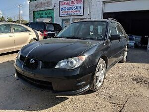 2006 Subaru Impreza AWD *Remote Starter*Safetied*Clean Title*