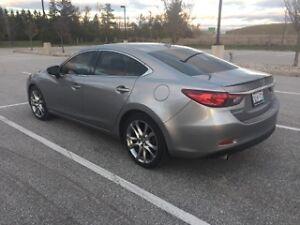 2014 Mazda Mazda6 GT Sedan (LEATHER, NAV, TECH PACKAGE) Windsor Region Ontario image 3