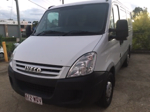 Iveco daily 2009 turbo Diesel Rochedale South Brisbane South East Preview