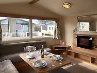 Spacious 2 bed Caravan Holiday Home - Essex Beach