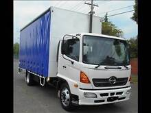 Truck For Hire - 6T Curtainsider Brisbane City Brisbane North West Preview