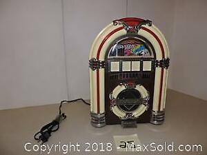 Thomas Jukebox Cassette Radio