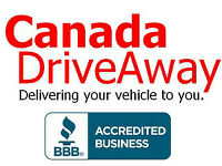 CanadaDriveAway.com   Delivering your vehicle to you