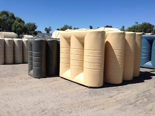 CLEARANCE SALE! 2000LT SLIM Poly Water Tanks, Shed, Farm, Home Seaford Morphett Vale Area Preview