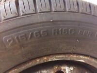 Vivaro/Traffic Wheels And Tyres (5)