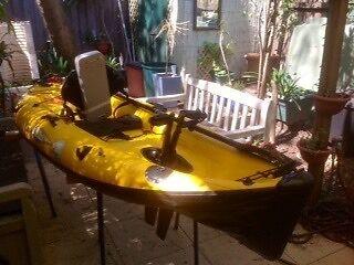 Hobie Mirage Inflatable i9s Balmain Leichhardt Area Preview