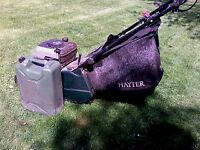 Petrol Lawn Mower Hayter Harrier