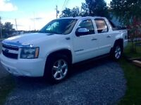 Chevy Avalanche lt 2007