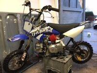 Thumpstar 110cc Pit Bike