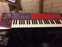 Clavia Nord Lead 1 Analog Modeling Synthesizer good condition surplus to requirements