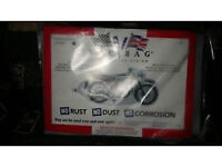 MOTORBIKE VAC BAG STORAGE SYSTEM - GREAT FOR STORING OVER THE WINTER