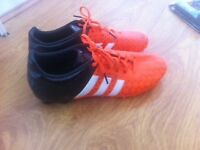 Adidas Performance Football Boots £5 Orange
