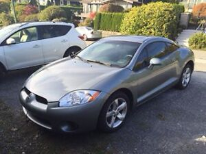 2008 Mitsubishi Eclipse GS Coupe (2 door), $8700.00 OBO