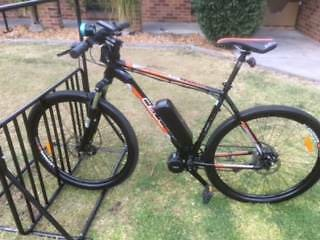 Electric Push Bike