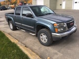 GMC  Canyon Off Road 2006