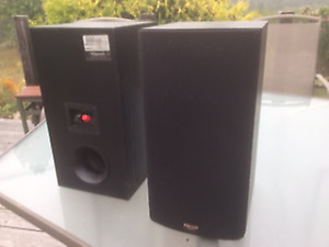 Quality Klipsch and Advent Speakers