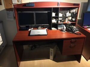 Pupitre de bureau (Office Desk)